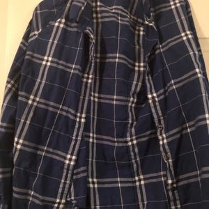 Jcrew flannel shirt